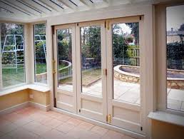 Timber Bifold Doors from Bristol Bi-folds - recommended by Wayne Edwards
