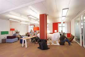 google munich office. plain munich break time area inside google munich office