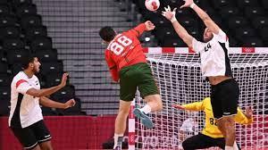 مشاهدة مباراة مصر والبرتغال بث مباشر في أولمبياد طوكيو لكرة اليد