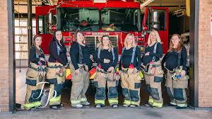 7 Wives of Firefighters From 1 North Carolina Station Get Pregnant ...