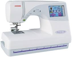 Janome Memory Craft Mc 9700 Sewing And Embroidery Machine