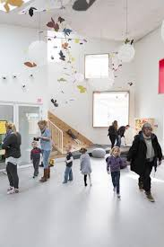 Interior Design Learning Adorable Gallery Of Ama'r Children's Culture House Dorte Mandrup 48
