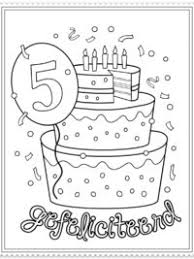 Kleurplaten Verjaardag Gratis Printen Kleuren Topkleurplaatnl