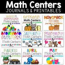 Guided Math Centers Tunstalls Teaching Tidbits