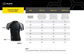 Equipment Shirt Size Chart Rldm