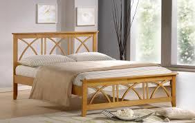 single bed size design. Wooden Bed Frame Single Size Design F