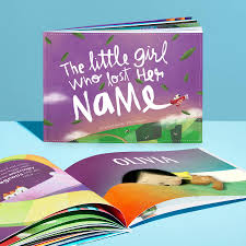 personalised children s story book