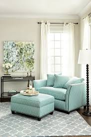 Living Room Chair With Ottoman Oversized Living Room Chairs Apply The Furniture To Get A Perfect