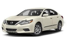 Nissan Altima Comparison Chart 2016 Nissan Altima Vs 2017 Nissan Altima Cars Com
