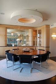 contemporary dining room by bw interiors