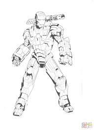 Ausmalbilder Iron Man Malvorlagen Kostenlos Zum Ausdrucken Con