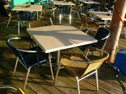 outdoor cafe chairs. Outdoor Cafe Tabletops Chairs