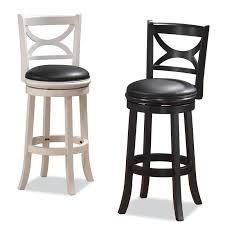 swivel bar chairs. Unique Chairs Swivel Counter Stool  Hayneedle Inside Bar Chairs I
