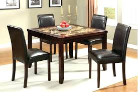 round marble dining table and chairs marble dining table regarding black marble dining table decor