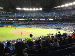 Rogers Centre Section 130ar Home Of Toronto Blue Jays
