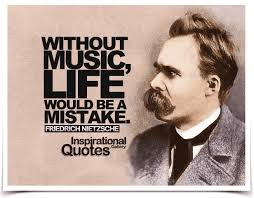 Inspirational Quotes About Music And Life Without music life would be a mistake InspirationalQuotesGallery 95