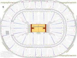 Pelicans Seating Chart Smoothie King Center Arena Basketball Plan For New Orleans