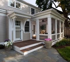 Design Decks And Porches Popular Screened In Porch Idea Creative Design Beautiful