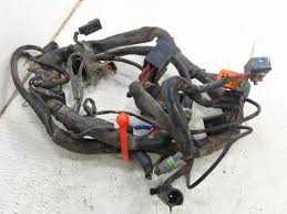 harley davidson wiring harness solidfonts harley davidson wiring harness kits j p cycles