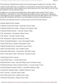 Cchcs Org Chart California Correctional Health Care Services Career
