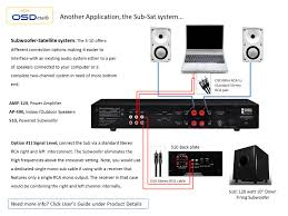 kicker powered subwoofer wiring diagram solidfonts kicker bass station wiring diagram nilza net