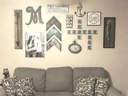family photo collage wall art