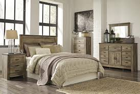 Taft Furniture Bedroom Sets Signature Design By Ashley Trinell Queen Bedroom Group Becks
