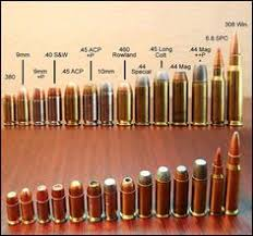 Handgun Caliber Chart Smallest To Largest Bullet Size Chart Lamasa Jasonkellyphoto Co