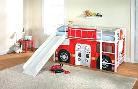 Bunk Beds Slide With Slides Decorative Cool Bed Boys Twin Loft Over