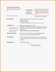 29 Resume Font Size 2018 Best Resume Templates