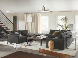 ... Living Room, Living Room Layout With White Carpet And Black Sofa And  Cushion And White ...