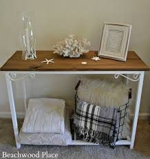 fishtank furniture. Beachtable Beachy Console Table Beachwood Place From Fish Tank Stand To After Coastal Decor Furniture Home Office Ocean Inspired Seaside Living Room Fishtank R