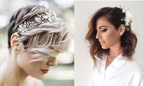 30 Modèles De Coiffure Mariage Pour Cheveux Courts Astuces