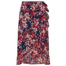 Vero Moda Size Chart Miami Wrap Skirt M