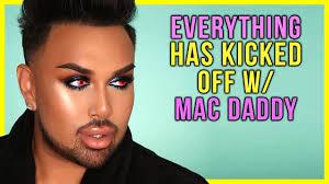 mac daddy kicks off