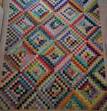 Trip Around The World Quilt Pattern Extraordinary Fret Not Yourself Enlarged Mini Trip Around The World