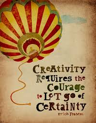 Quotes On Creativity Amazing Erich Fromm Quote Poster Foolish Fire
