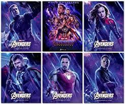 Avengers: Endgame poster - Canvas / Wall Art: Home ... - Amazon.com