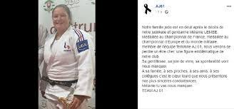 « C'est horrible »: émotion dans le monde du judo après la mort de la gendarme Mélanie Lemée