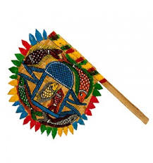 indian hand fan clipart. product code: indian hand fan clipart n