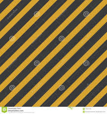 Black And Yellow Stripes Border Black And Yellow Stripe Seamless Pattern Stock Vector Illustration