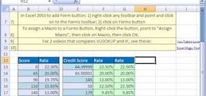 How to Create an Excel spreadsheet to calculate your GPA « Microsoft ...