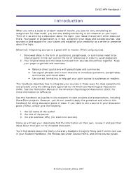 Dvuo Apa Handbook By Judith Kratochvil Issuu