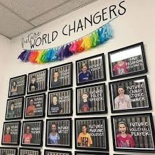 Classroom flags wall bracket $ 3.94. Classroom Decoration Ideas For High School To Elementary School Blue Summit Supplies