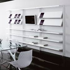 wall mounted office. Wall-mounted Bookcase / Contemporary For Offices Commercial - BIG OFFICE Wall Mounted Office N