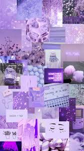 purple aesthetic lockscreen