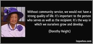 Community Service Quotes Amazing Quotes About Community Service Delectable 48 Best Community Service