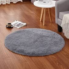 trending product this item has been added to cart 8 times in the last 24 hours 4 feet round area rugs super soft living room bedroom home carpet