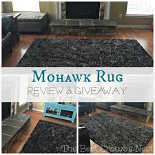 mohawk rug review and giveaway the best crowe s nest