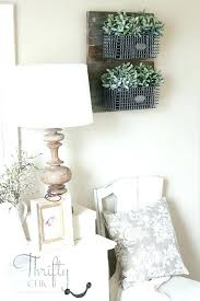 farmhouse style furniture. Farm Style Decor Farmhouse Bedroom Furniture Ideas For The Hanging Wire Baskets